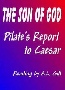 Pilate's Report to Ceaser