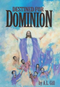 Destined for Dominion Book Cover