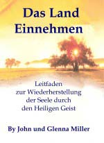 Taking the Land Manual Cover in German