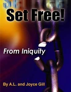 Cover for Set Free Book