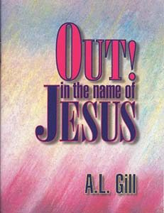 Cover for Out in the Name of Jesus