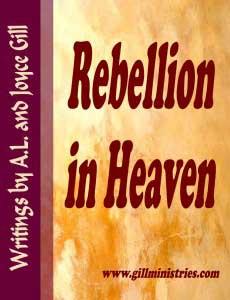 Rebellion in Heaven Book Cover