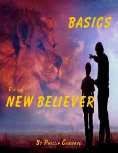Cover - Basics for the New Believer