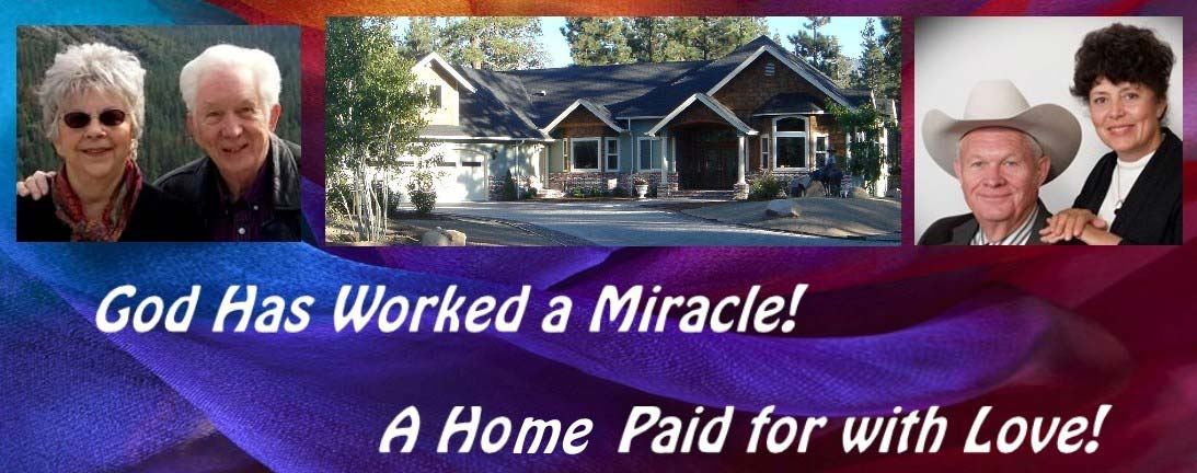 Home Paid for With Love