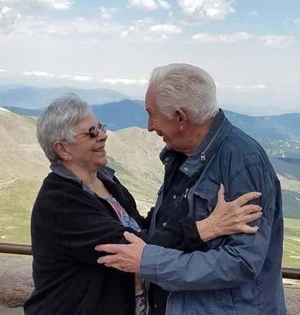 Papa and Mama Gill