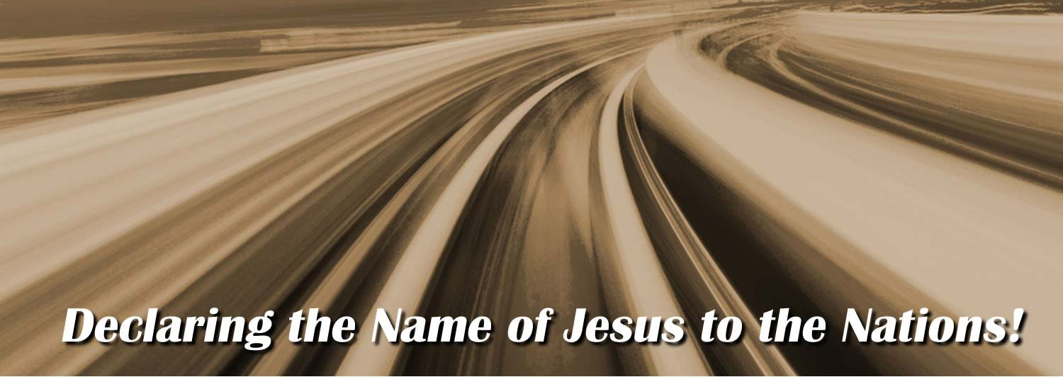 Declaring the Name of Jesus